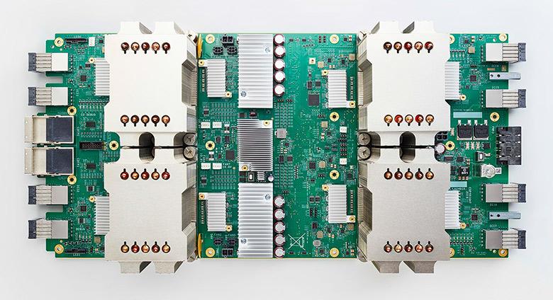 [Перевод] Бенчмарк нового тензорного процессора Google для глубинного обучения
