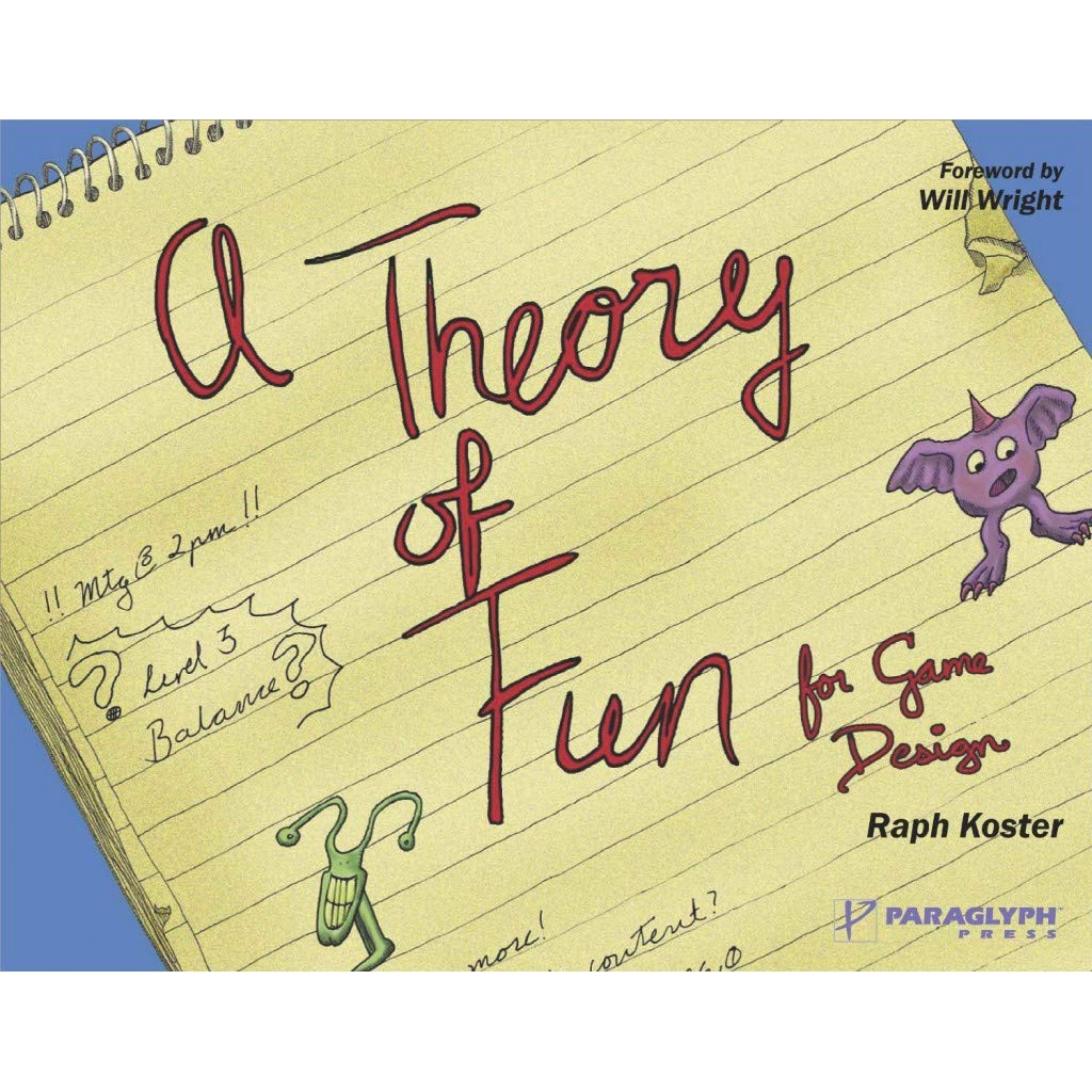 """Game development and entertainment theory"": the main theses of the book by Rafe Koster"