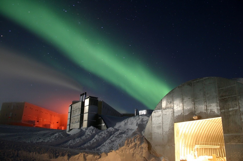 Data centers similar to chicken coops, and work in Antarctica: a collection of unusual data centers