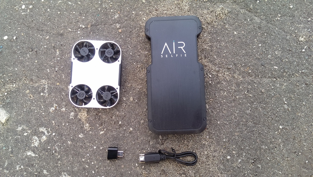 AirSelfie 2 Power Edition — фотоаппарат Вялика. Или нет?