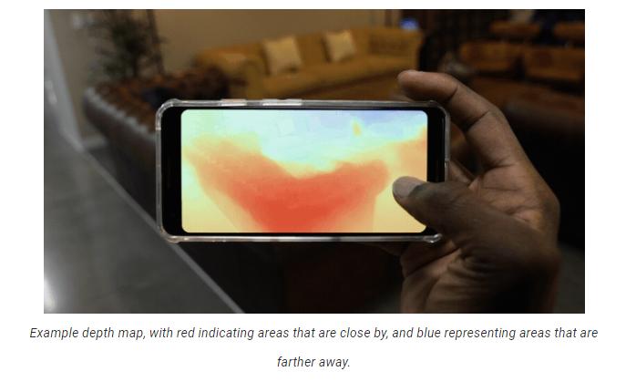 Google показала обновленную ARCore с доработанной глубиной
