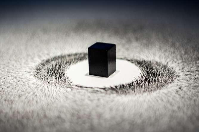 Манипуляции с ферромагнетизмом — будущее накопителей?