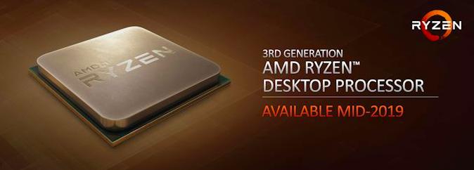 Third Generation AMD Ryzen Matisse: Eight-Core Zen 2 with