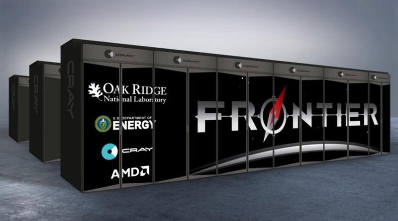 Рокировка в стиле ORNL на арену лаборатории выходит суперкомпьютер мощностью 1,5 экзафлопс