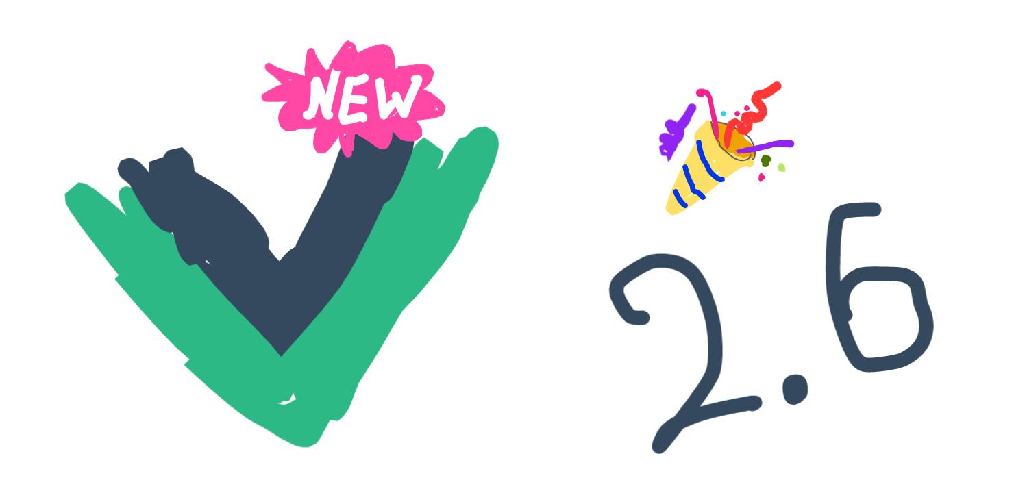 Обзор Vue.js 2.6