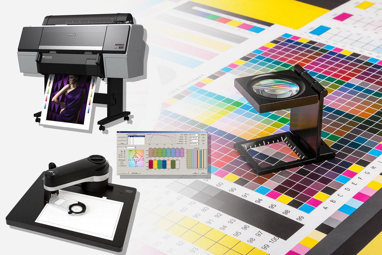 Что такое цветопроба и как выполняется взрослая фотопечать на широкоформатном принтере Epson