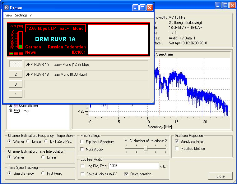 Software Defined Radio — как это работает? Часть 10