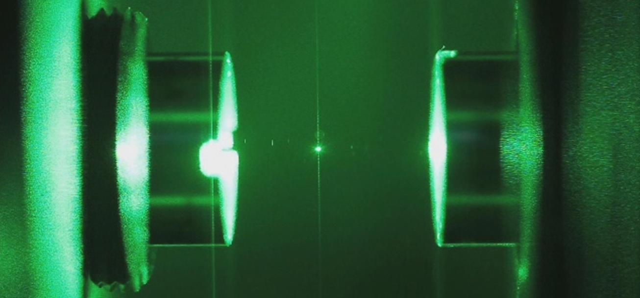 Охлаждение левитирующей наночастицы посредством оптического резонатора