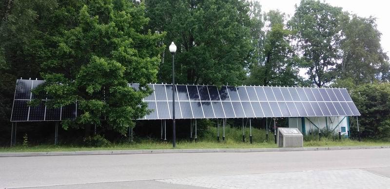 Сколько стоит отопление от солнечных батарей