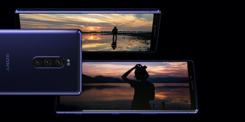 Картинки по запросу Sony Xperia 1