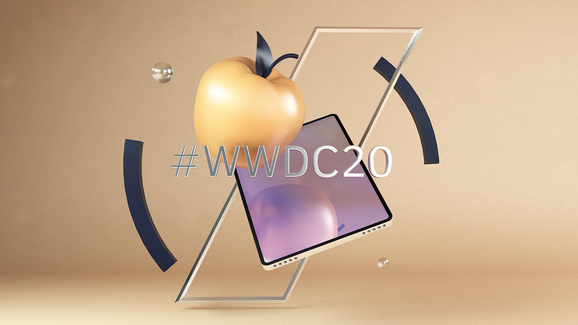 Выступления и презентации в стиле Apple на примере WWDC20