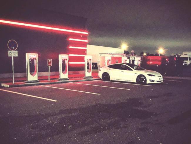 Тюнинг электромобилей Tesla