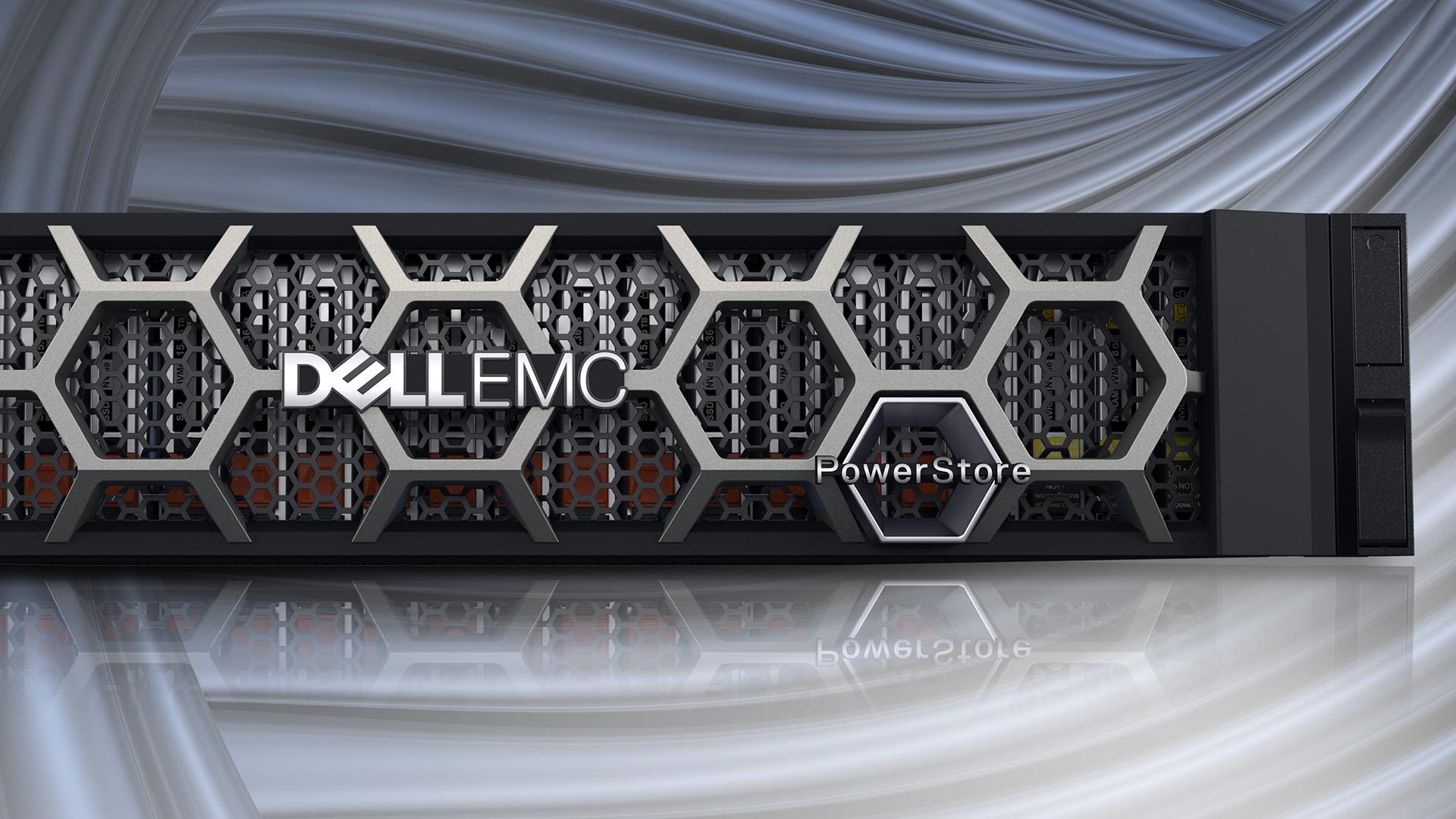 Dell EMC PowerStore коротко о нашей новейшей СХД корпоративного класса