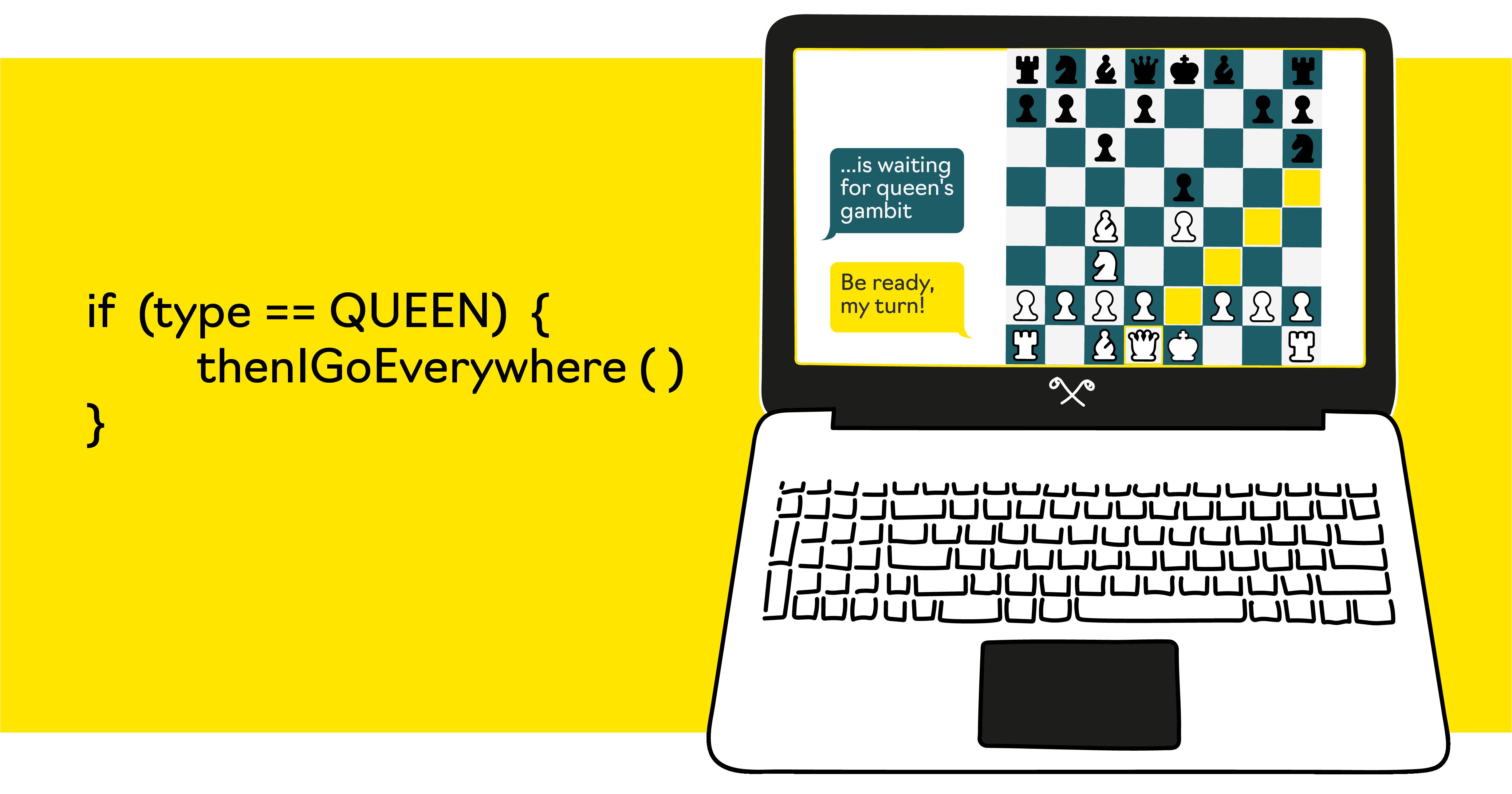 Создаем свой шахматный движок алгоритм игры компьютера