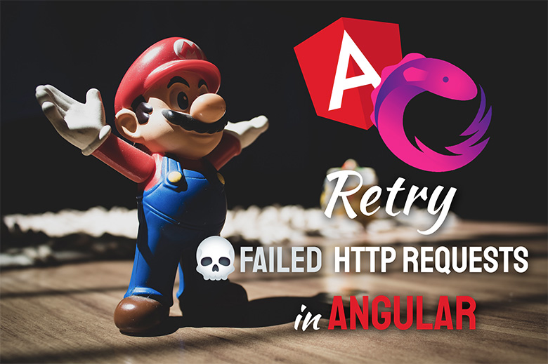 Повтор неудачных HTTP-запросов в Angular