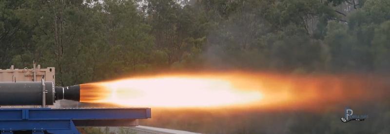 Австралийские адепты гибридных ракетных двигателей