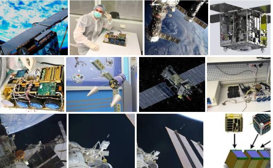 Микроспутники для дистанционного зондирования Земли