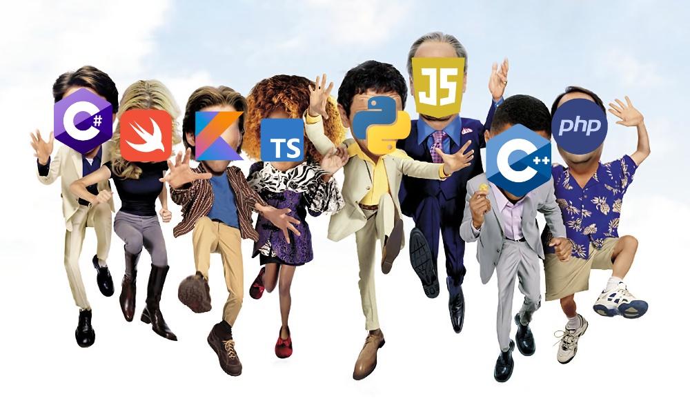 Самые популярные языки программирования. Хабратоп 2020 года