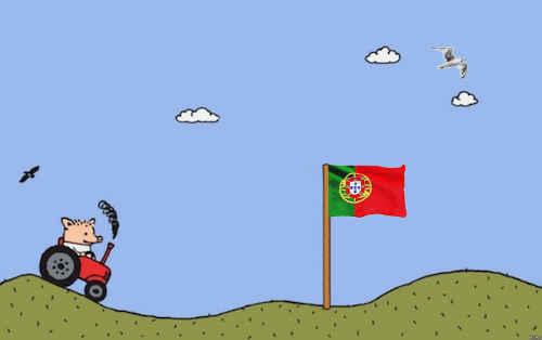 [Из песочницы] Пособие начинающего серфингиста или жизнь программиста в Португалии