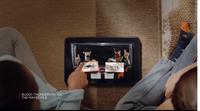 Игрушка или нет. Что насчет интерактивного кино?