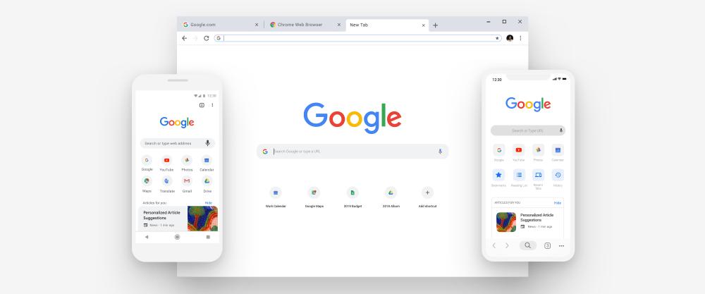 2019-й по версии Chrome