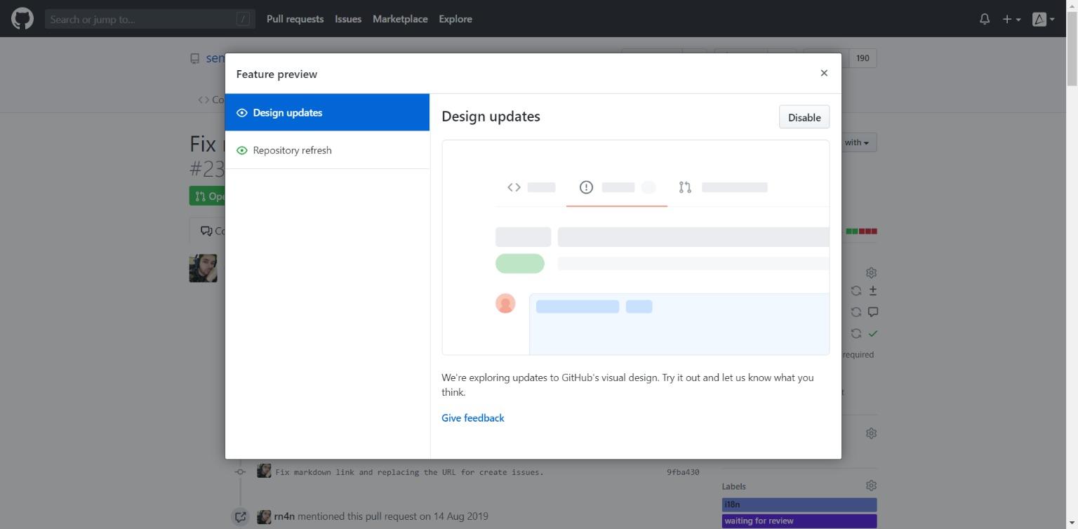 design beta enable