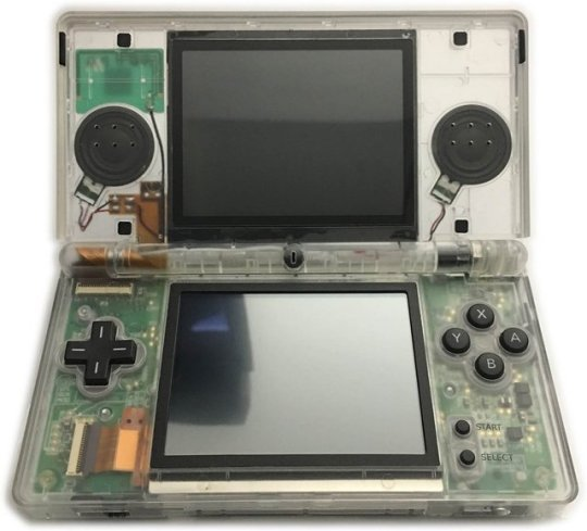 Nintendo DS console GPU and its interesting