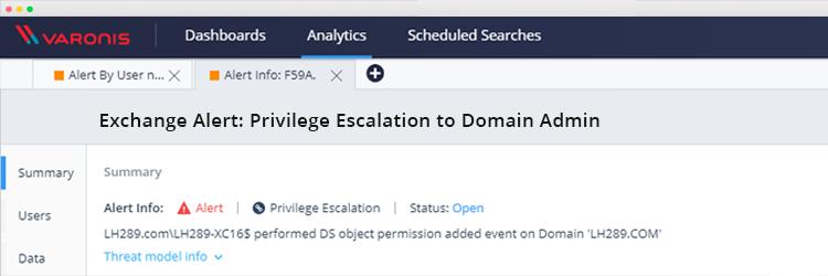 [Перевод] Уязвимость Exchange: как обнаружить повышение привилегий до администратора домена