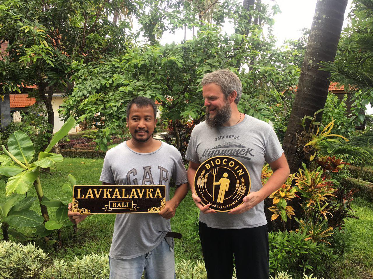 Теперь BioCoin принимают на Бали! Интервью с основателем отеля.