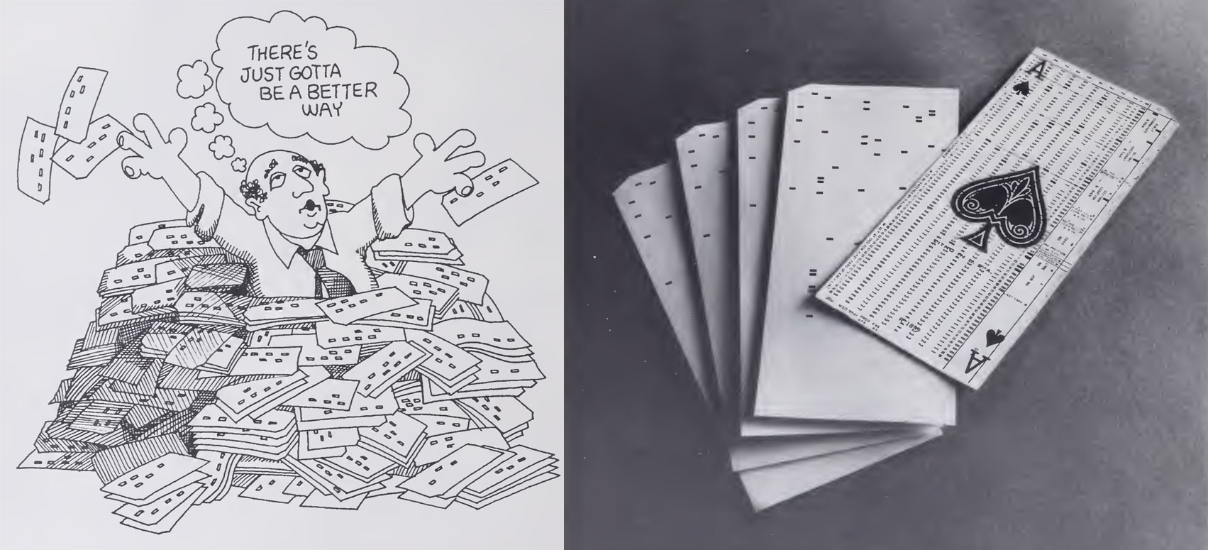 Ликбез по работе с перфокартами (или история о том, как с 1890-го по 1970-й «большие данные» обрабатывались)