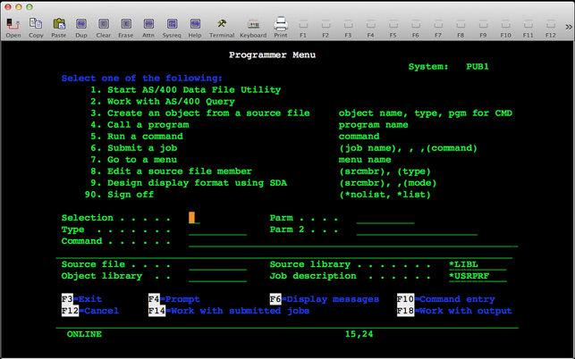 IBM System i (aka AS/400) — Как мы делали автотесты