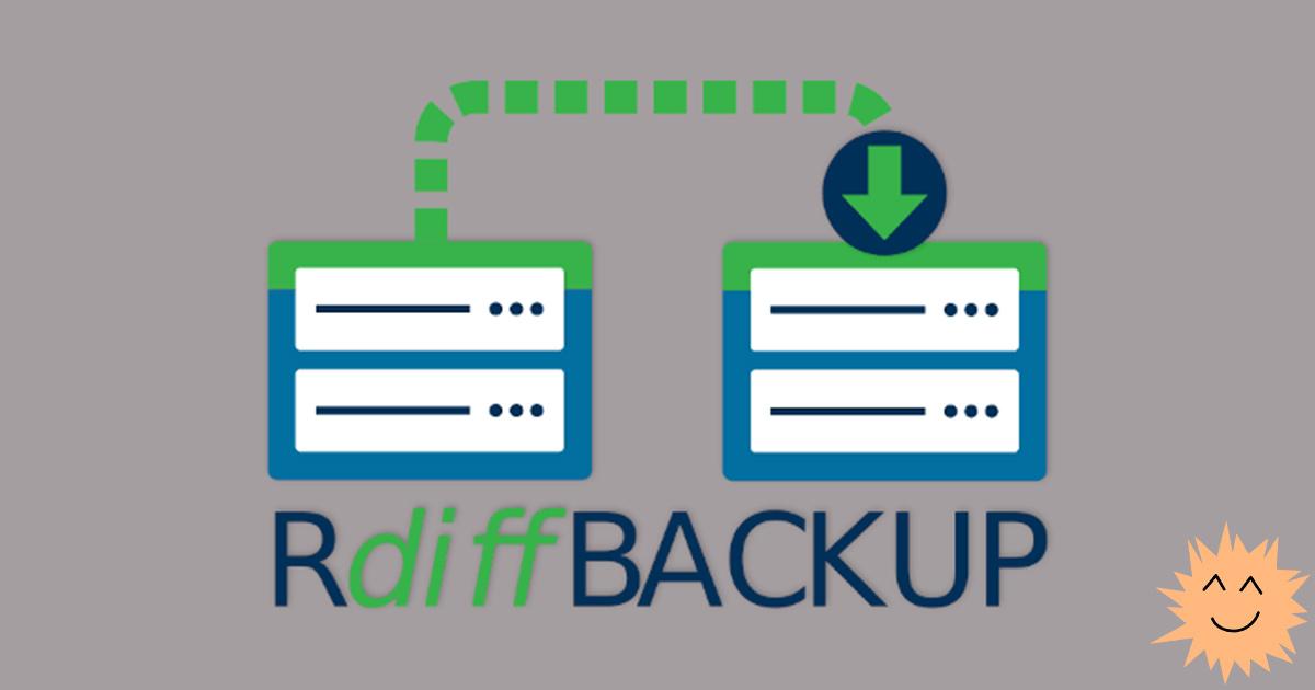 Перевод Какие возможности появились у утилиты rdiff-backup благодаря миграции на Python 3