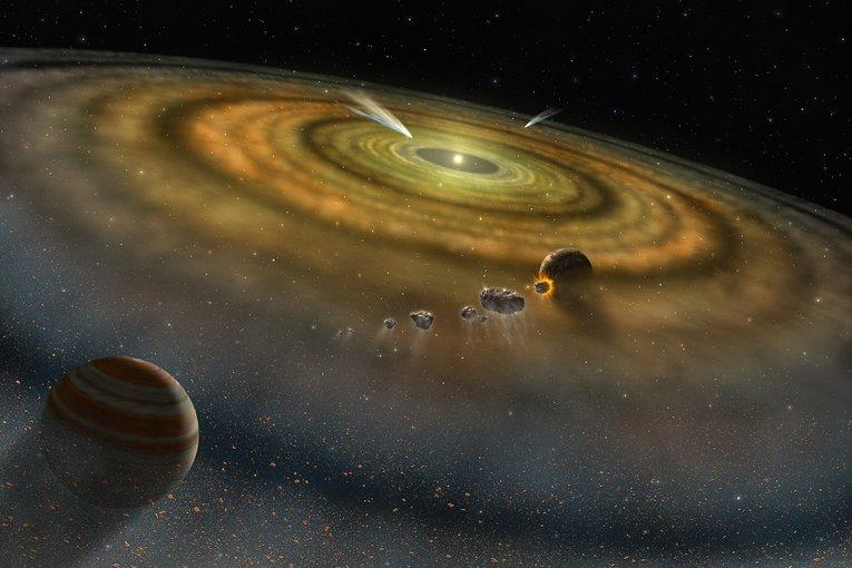 IMAGE CREDIT: NASA/FUSE/LYNNETTE COOK