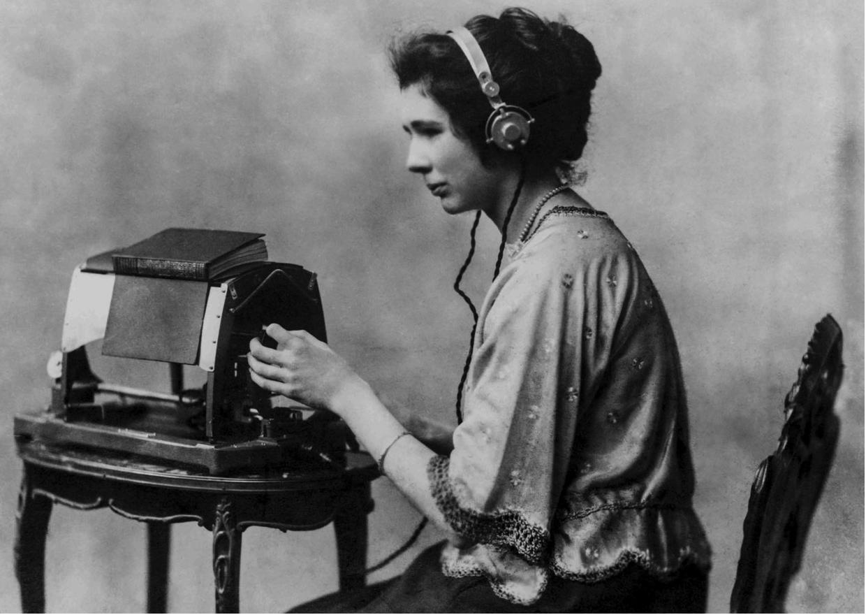 [Перевод] Столетие назад оптофон позволил слепым людям услышать печатное слово