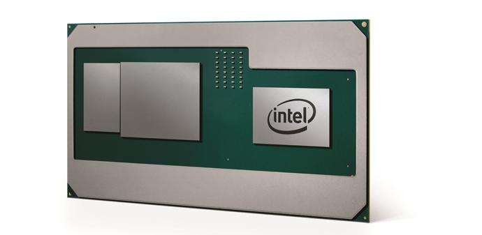 Официально представлены процессоры Intel Core с графикой Radeon Vega