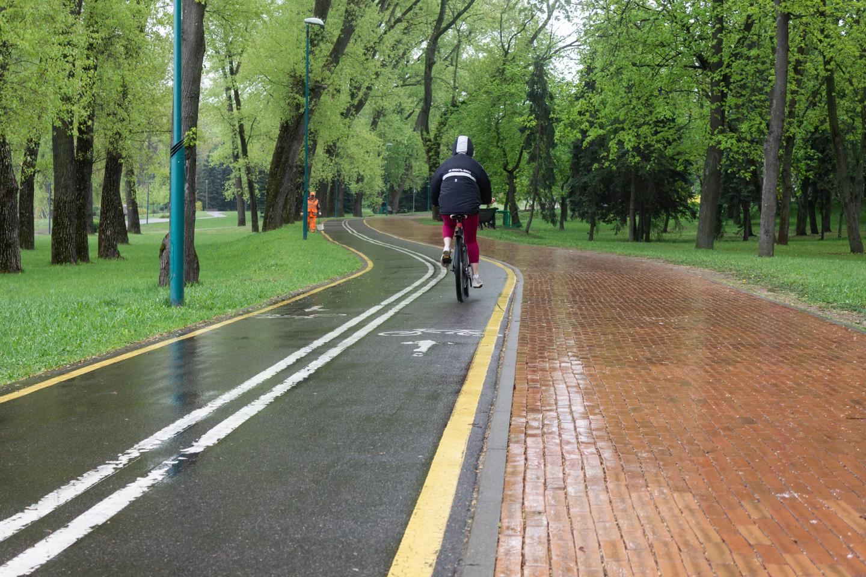 Велосипедная инфраструктура Минска для IT-эмигранта