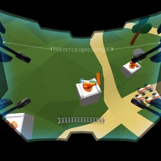 Игра AirAttack! — наш первый опыт разработки в VR