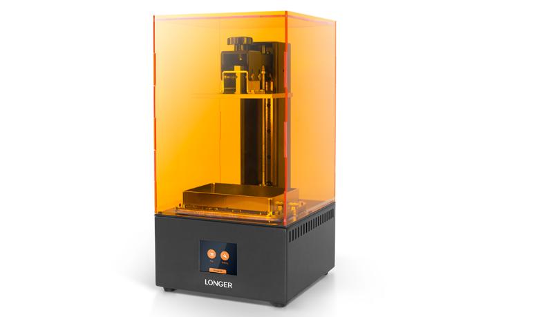 На Kickstarter появился бюджетный фотополимерный 3D-принтер Longer