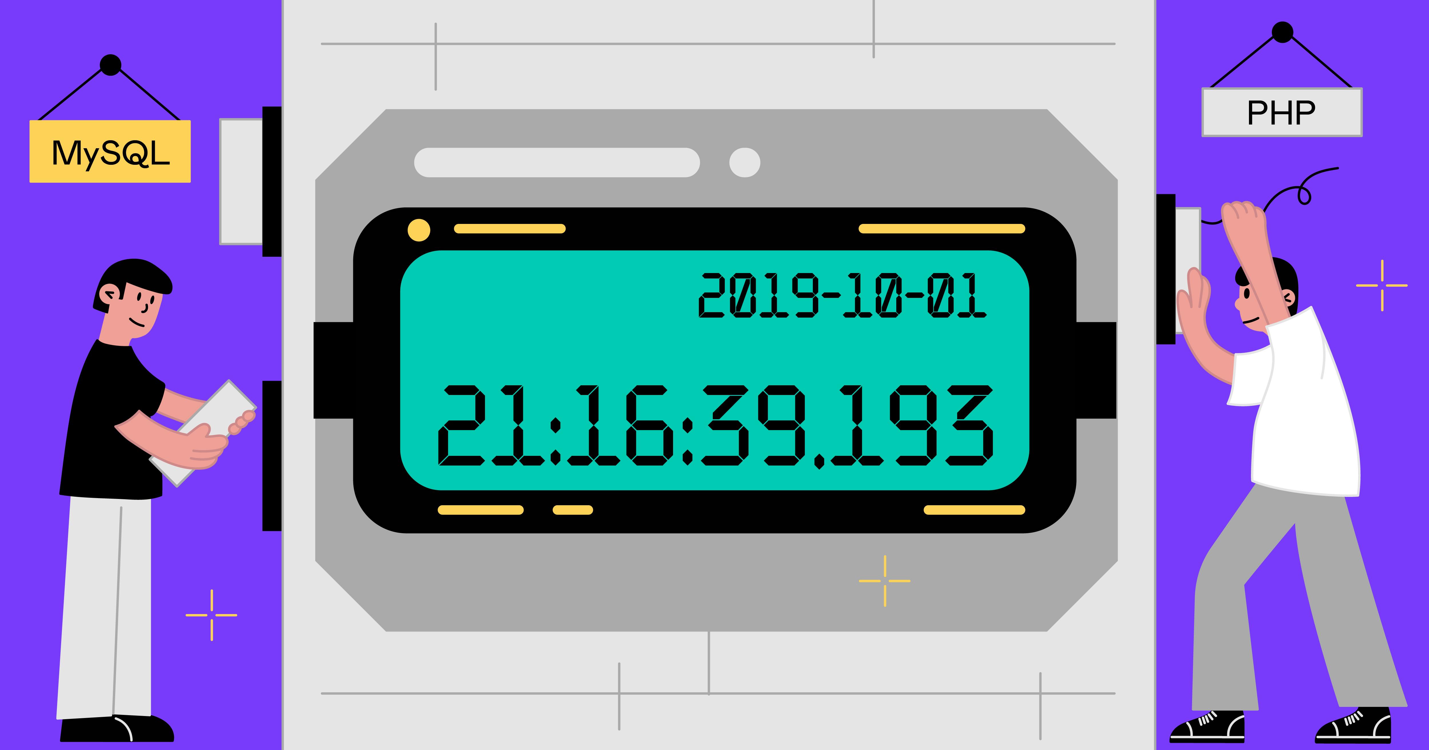 Время высокой точности: как работать с долями секунды в MySQL и PHP