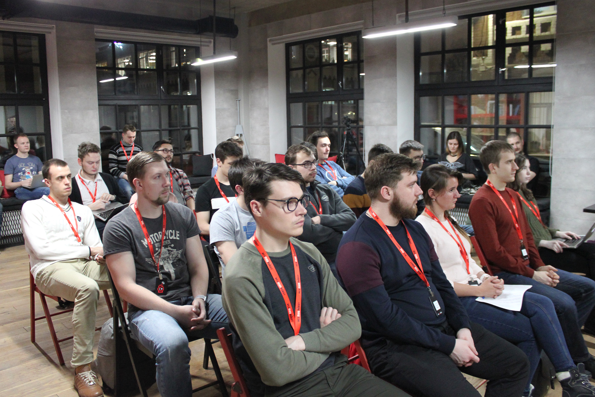 Fourth: the winter internship of developers in Redmadrobot