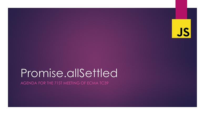 Promise.allSettled
