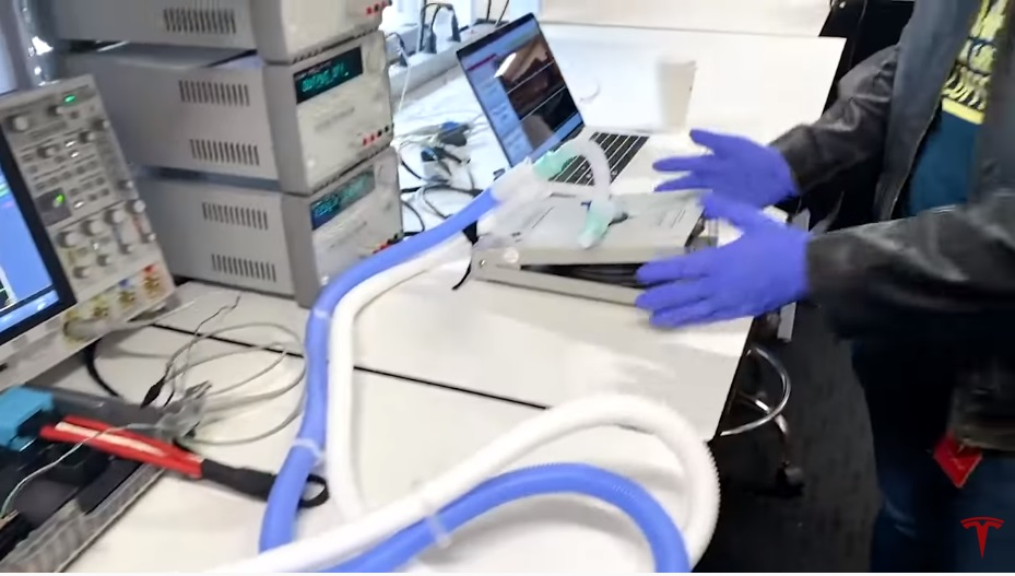 Как разобрать Tesla Model 3, доработать напильником и сделать аппарат для искусственной вентиляции лёгких — IT-МИР. ПОМОЩЬ В IT-МИРЕ 2020