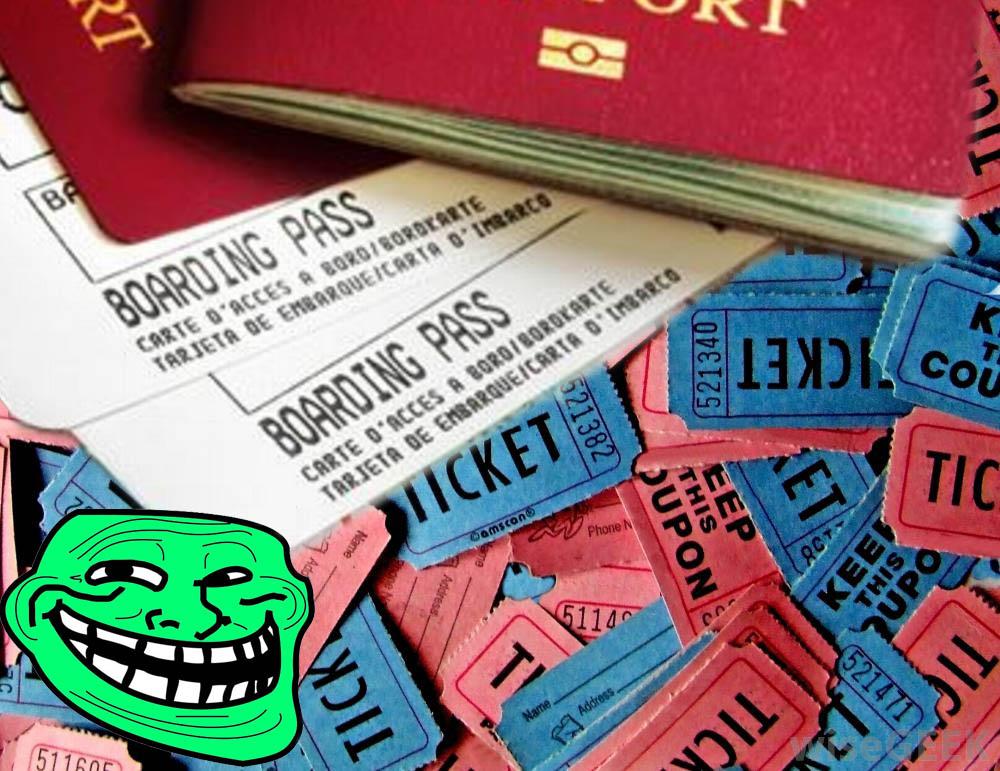 Два в одном: данные туристов и билеты на культурные мероприятия находились в открытом доступе