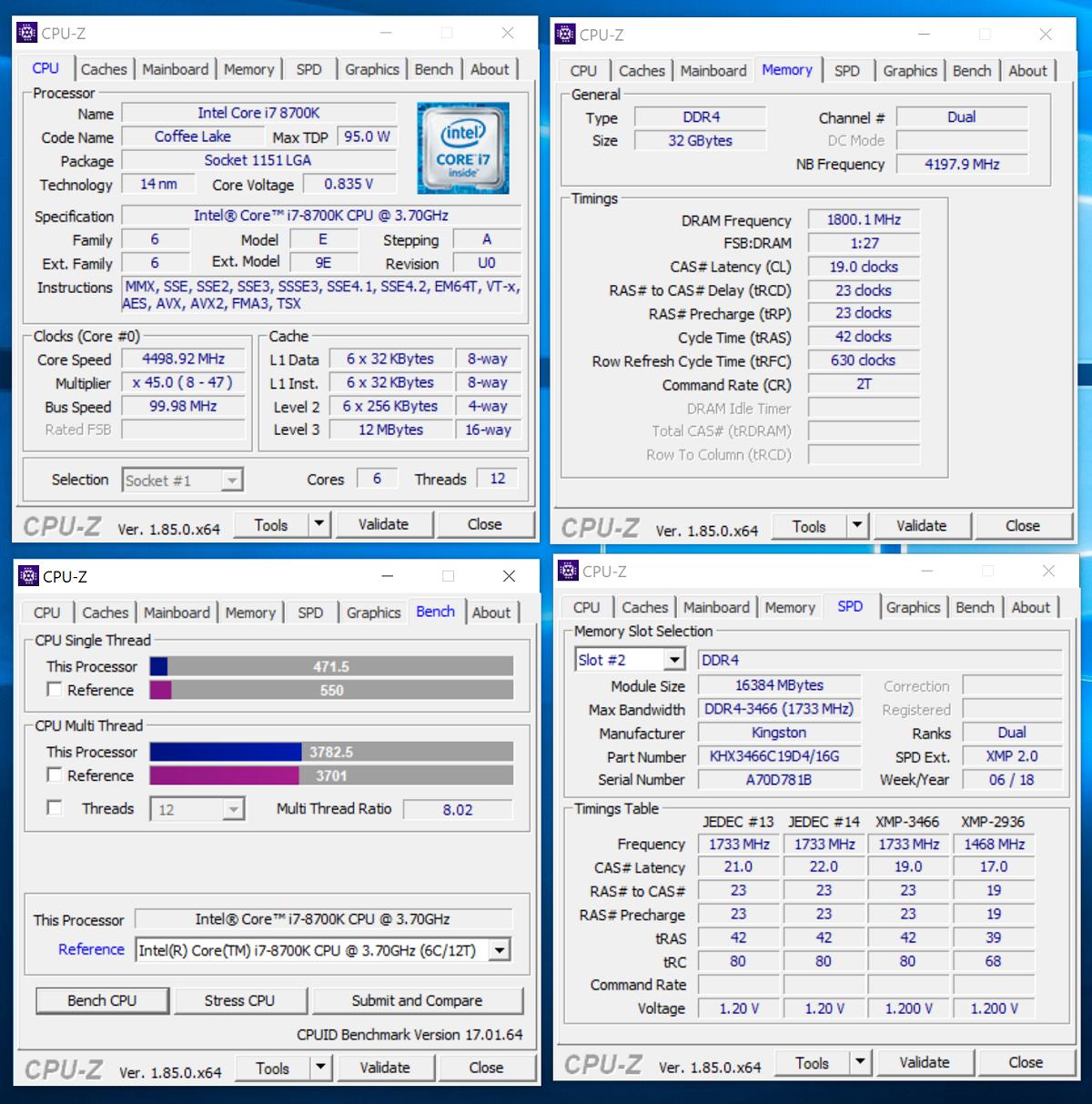 Зачем флагманскому процессору топовая память? Тестирование