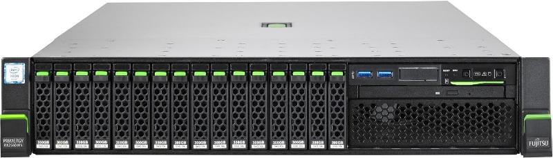 Обзор и тестирование сервера Fujitsu PRIMERGY RX2540 M4