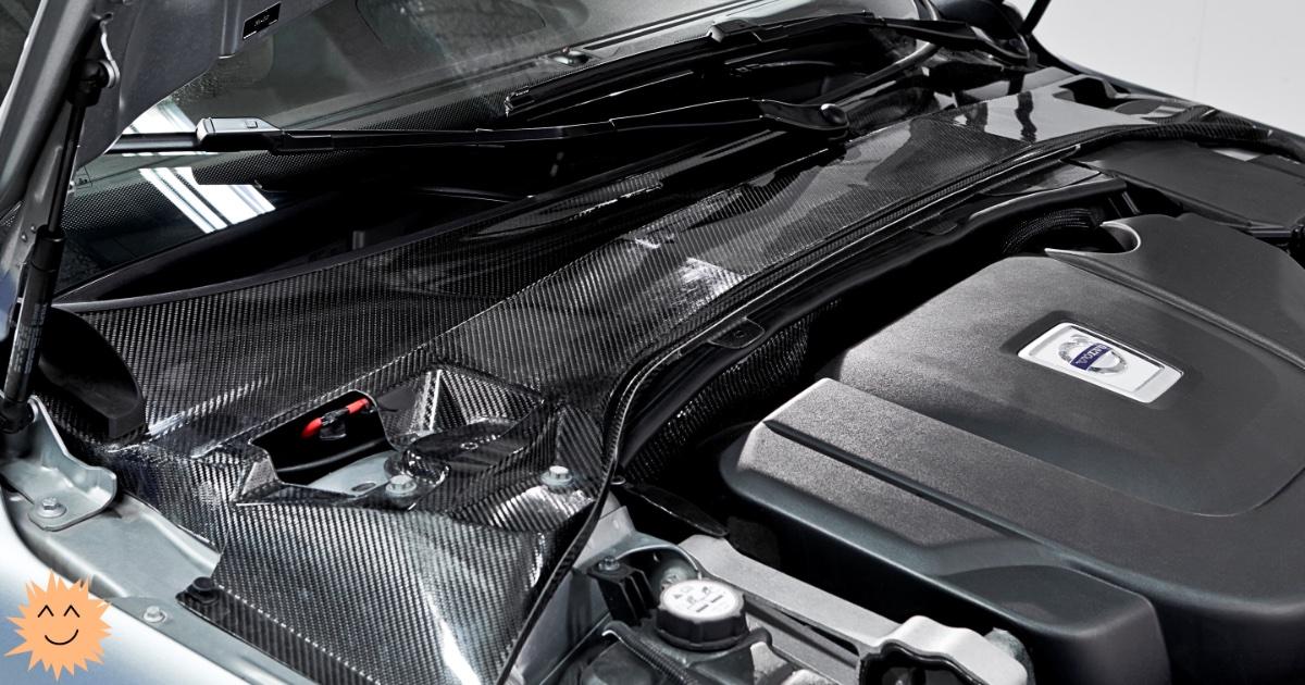 Шведский аккумулятор из углеродных волокон произведет революцию в дизайне автомобилей