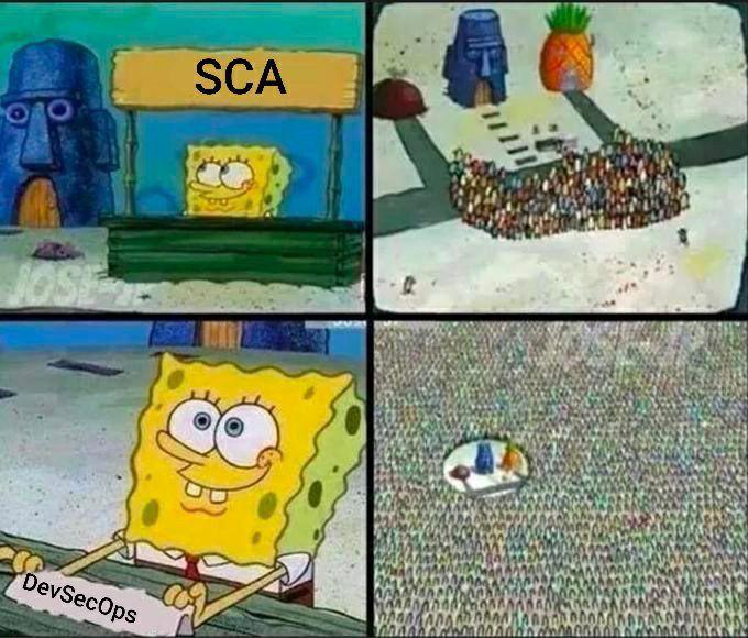 Из песочницы DevSecOps принципы работы и сравнение SCA. Часть первая