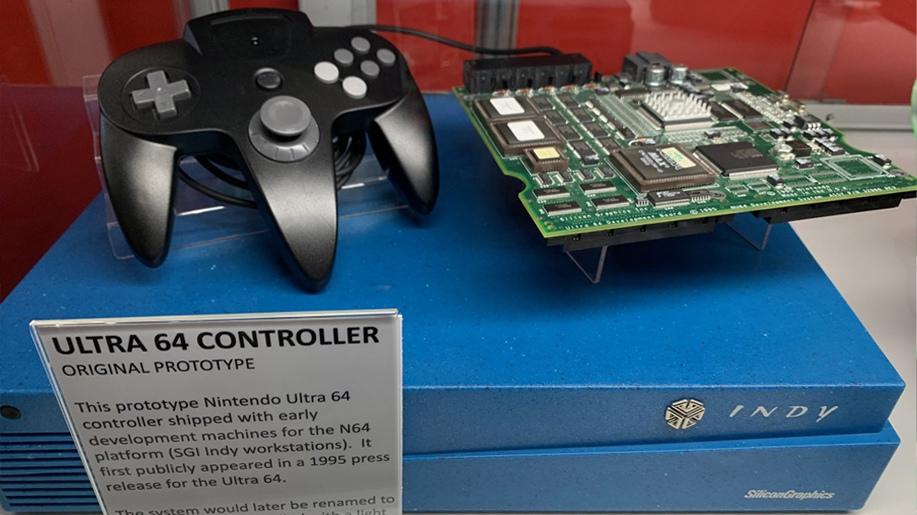 Прототип контроллера входил в обязательный комплект разработчика