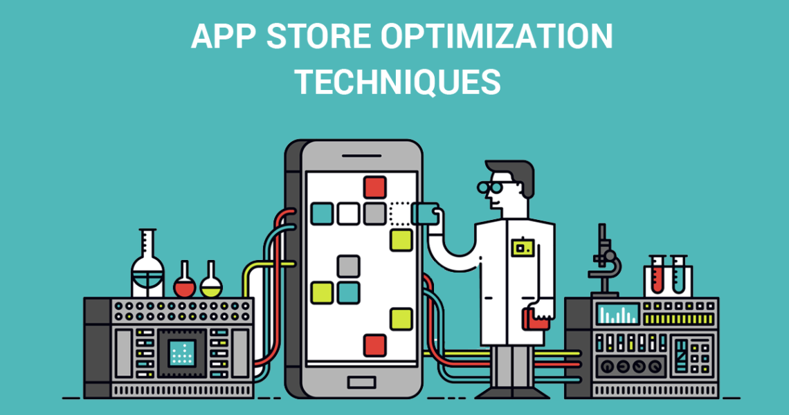 Services for the selection of keywords on the App Store: a comparative characteristic of