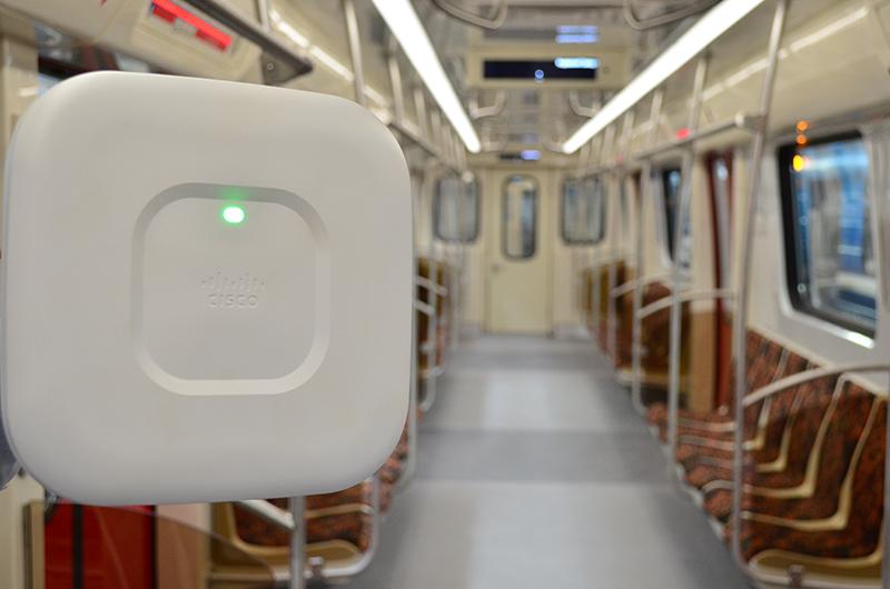 Wi-Fi под Невой: как мы построили сеть в самом глубоком метро мира